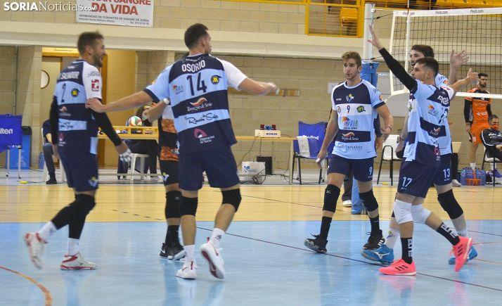 Foto 1 - El Río Duero Soria, clasificado para jugar su cuarto play off por el título