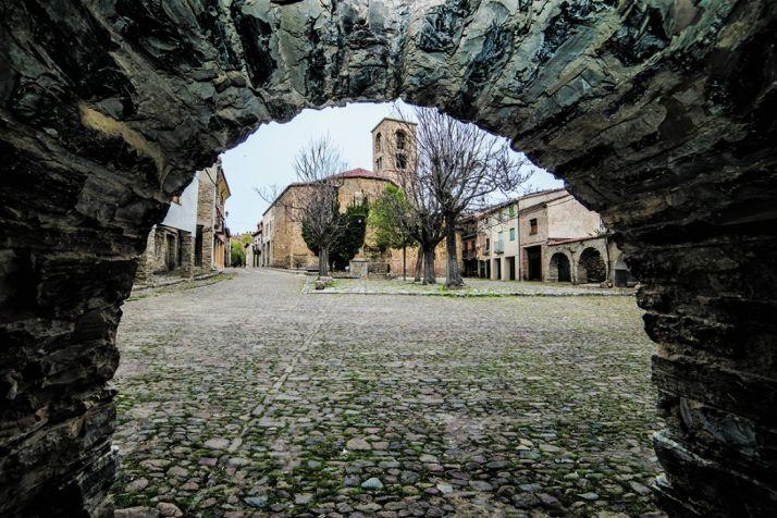 Yanguas, uno de los pueblos más turísticos de Soria.