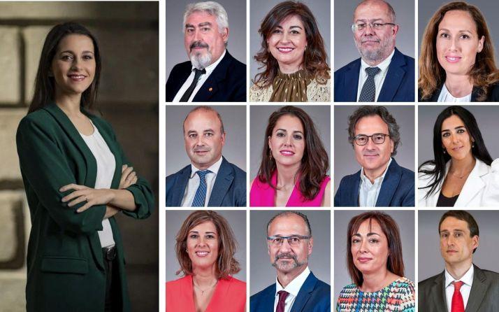 Foto 1 - El futuro de Castilla y León depende de Arrimadas y de estos 12 nombres