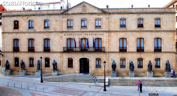 Más de 200 personas buscan este sábado una plaza de administrativo en la Diputación de Soria