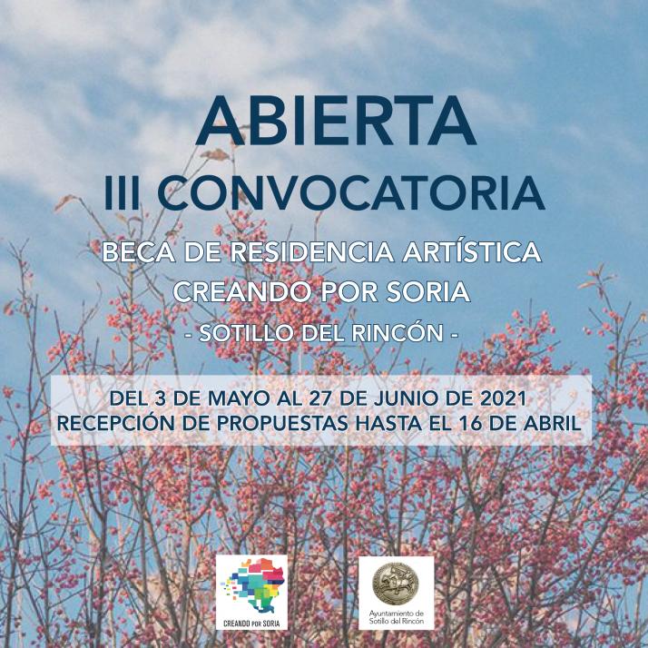 Foto 1 - Abierta la III convocatoria para las becas de residencia artística en Sotillo del Rincón
