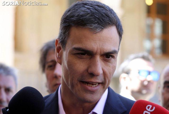 Pedro Sánchez y su olvidado compromiso contra la despoblación
