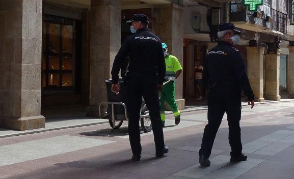 Foto 1 - 67 denuncias por ocio nocturno la última semana en Soria