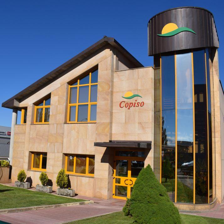 Foto 2 - Renovación en COPISO: apuesta por el valor añadido de la producción agraria soriana.