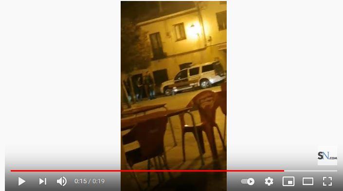 Captura del vídeo. El vídeo puede verse al final de la noticia.