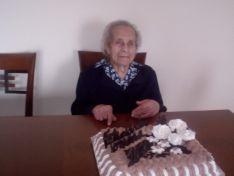 ¡Tomasa cumple 107 años!