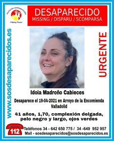 Desaparecida una mujer en Arroyo de la Encomienda (Valladolid)