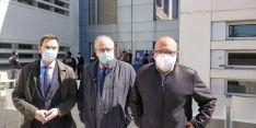 Foto 5 - Menciones honoríficas a los 10 vigilantes de seguridad del Hospital de Soria