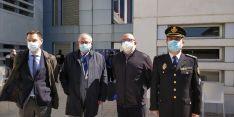 Foto 4 - Menciones honoríficas a los 10 vigilantes de seguridad del Hospital de Soria