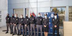 Menciones honoríficas a los 10 vigilantes de seguridad del Hospital de Soria