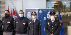 Foto 3 - Menciones honoríficas a los 10 vigilantes de seguridad del Hospital de Soria
