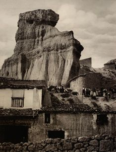 Bodegas familares en San Esteban de Gormaz.