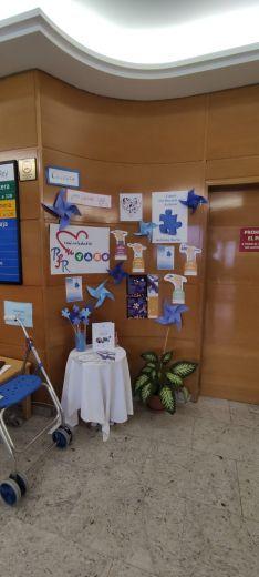 Día Mundial del Autismo en la residencia Fuente del Rey.