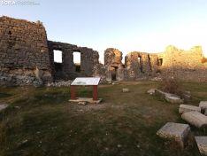 Castillo de San Leonardo de Yagüe. /SN