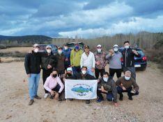 Galería: la Asociación de Pesca de Pinares celebra su primera Jornada Social con 150 capturas