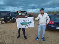 Foto 7 - Galería: la Asociación de Pesca de Pinares celebra su primera Jornada Social con 150 capturas