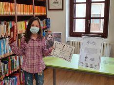 Foto 4 - San Esteban de Gormaz entrega sus premios del Día del Libro 2021