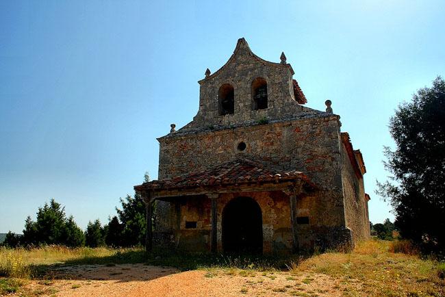 Ermita de Blacos.