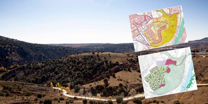 Foto 1 - El Cerro de los Moros, a la Lista Roja de Patrimonio
