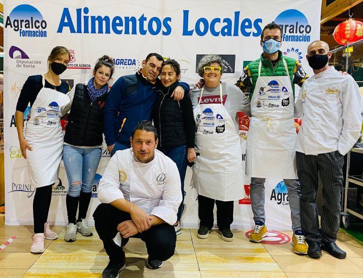 Foto 2 - El sector agroalimentario soriano triunfa en Alicante