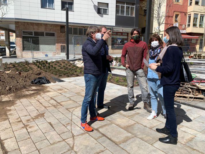 Foto 1 - La plaza de las Concepciones abrirá sus puertas en mayo