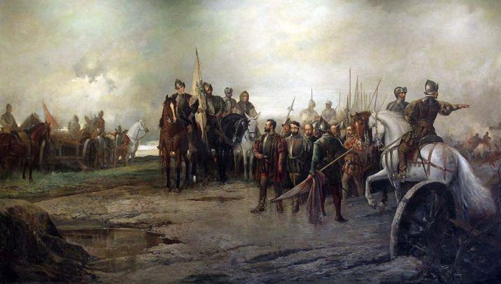 Foto 1 - Docentes de Castilla y León se formarán para conocer mejor el valor de la batalla de Villalar