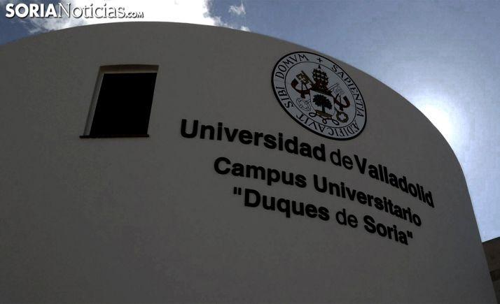 Foto 1 - La UVa convoca sus ayudas para los matriculados en estudios de grado