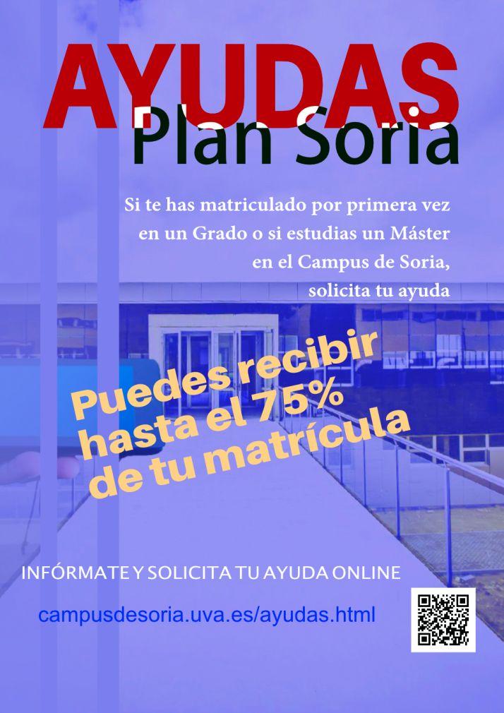 Foto 3 - Ya pueden ser tramitadas las ayudas universitarias del Plan Soria