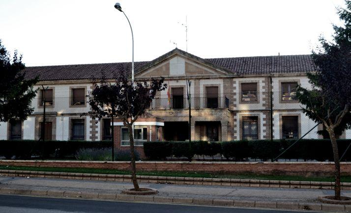 Una imagen de la cárcel de Soria.