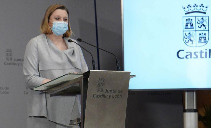 Isabel Blanco en una imagen de archivo.
