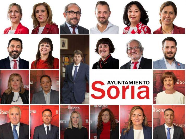 Las retribuciones a los concejales de Soria aumentan un 26% en 2 años: Esto cobra cada uno