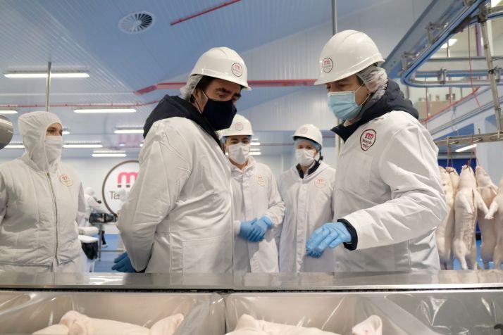 Foto 2 - 3 empresas agroalimentarias de Soria reciben 580.000€ de la Junta para su modernización