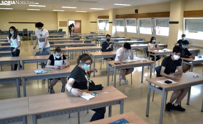 Foto 1 - Las pruebas de la EBAU contarán con un mayor número de sedes
