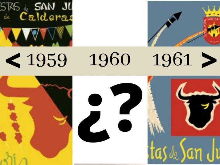 El cartel de San Juan desaparecido que tú podrías tener por casa
