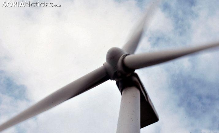 Foto 1 - Luz verde ambiental al proyecto eólico 'Rea unificado' en la Rinconada