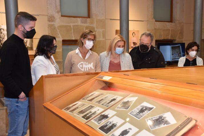 Exposición 'El rostro del pasado' en el Archivo Histórico Provincial.