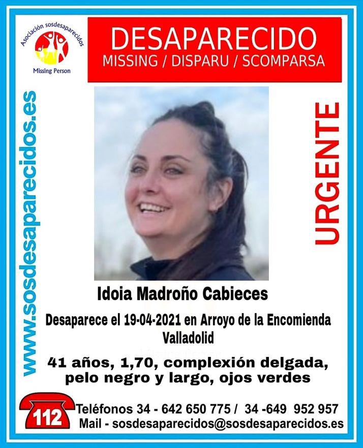Foto 2 - Desaparecida una mujer en Arroyo de la Encomienda (Valladolid)
