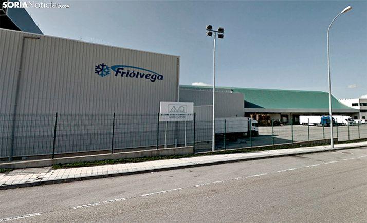 Una imagen de las instalaciones de la firma olvegueña. /GM