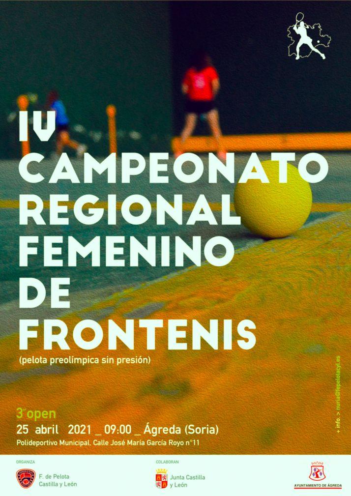 El cartel del campeonato
