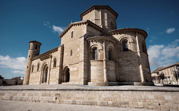 Foto 1 - La iglesia de San Pedro, en Frómista, acogerá el acto de entrega de los Premios Castilla y León 2020