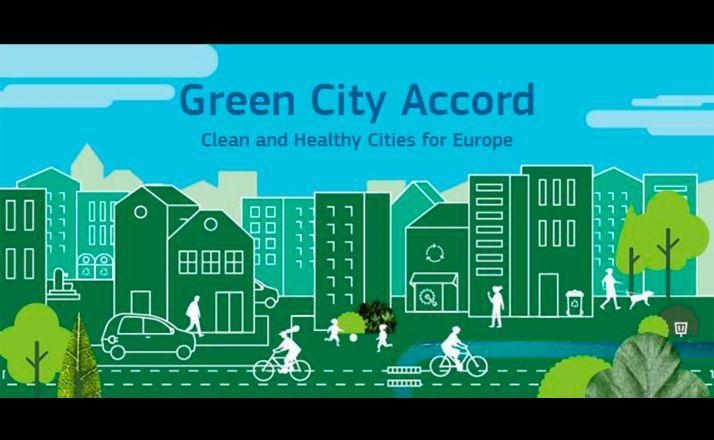 Foto 1 - La capital se suma al acuerdo europeo por una Ciudad Verde que se rubricará en Pleno