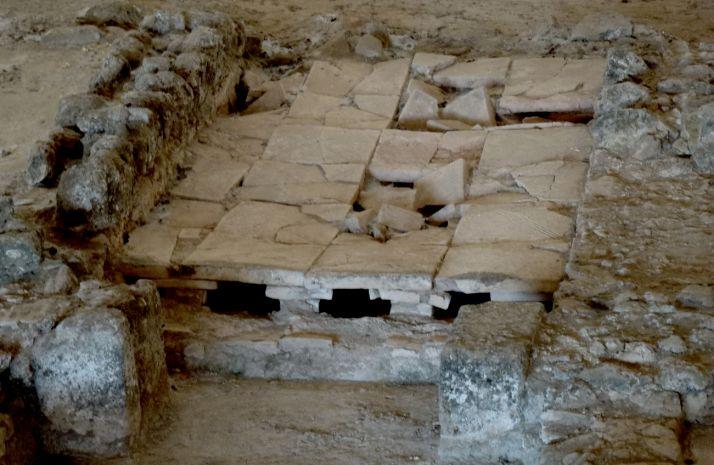 Foto 2 - La Junta intervendrá en la restauración de la villa romana de Cuevas de Soria