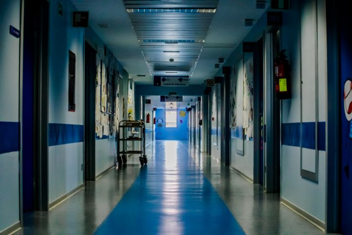Foto 1 - A partir del lunes se podrá volver a acompañar a pacientes en los hospitales y centros de salud de Soria
