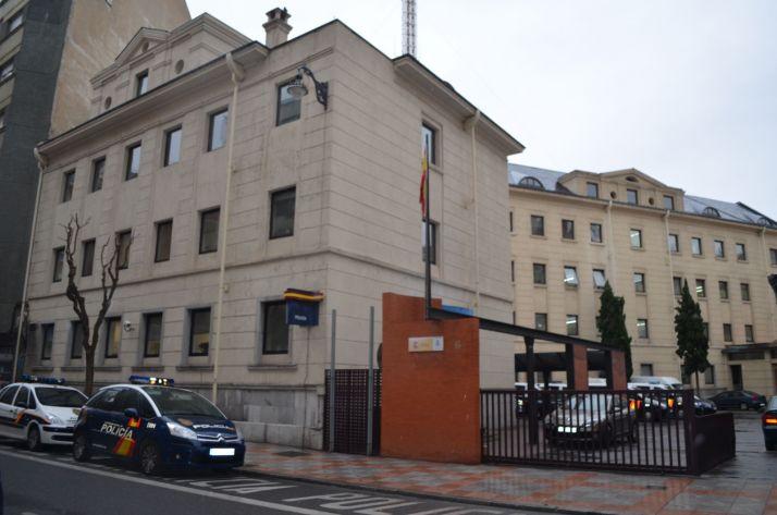 Comisaría de León.