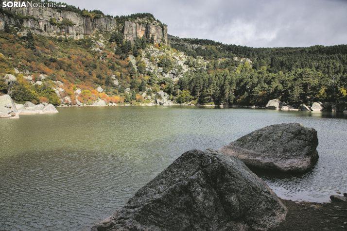 Cinco lagunas, y dos sorpresas, para disfrutar de la primavera en Soria
