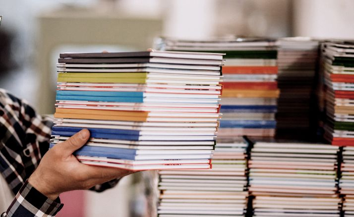 Foto 1 - Salen las bases para ayudas a proyectos de producción e internacionalización del sector editorial de Castilla y León