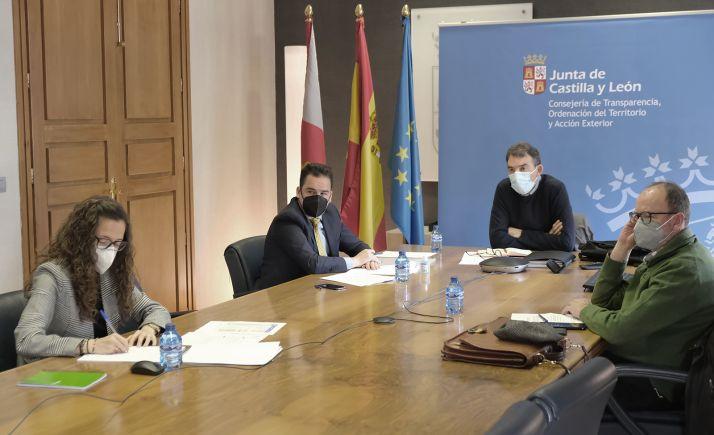 Reunión del Consejo Asesor de la Memoria Histórica. /Jta.