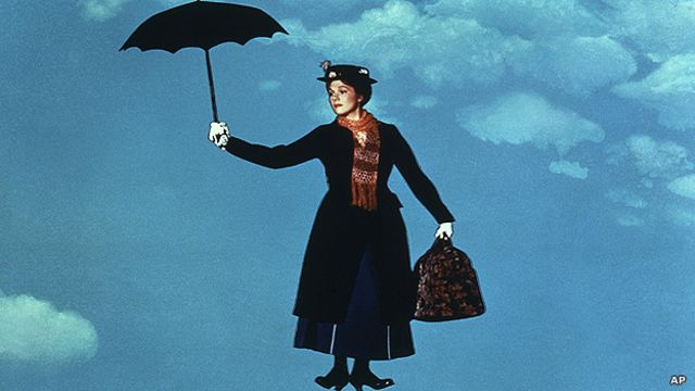 Foto 1 - Mary Poppins aterriza en San Leonardo