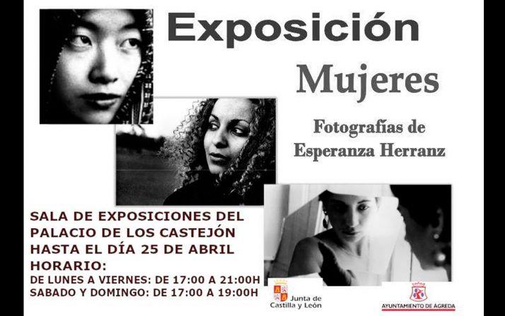 Foto 1 - La muestra 'Mujeres' en Ágreda, hasta el 25
