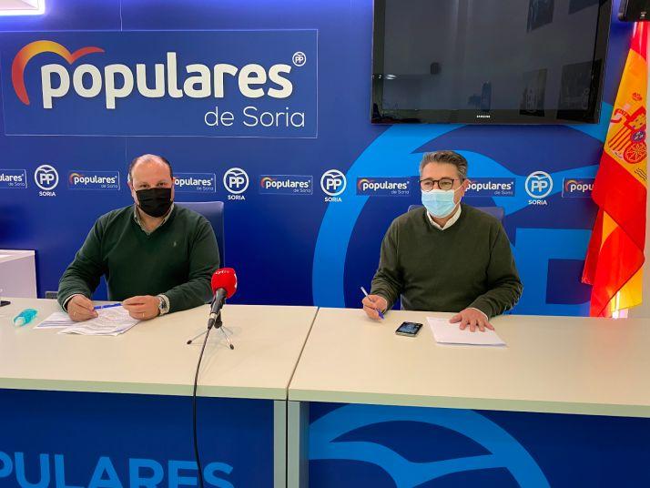 Foto 1 - Soria pide a Sánchez un plan similar al de Teruel